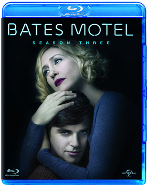 Bates Motel: Season 3 (2015) (Blu-ray) (Retail / Rental)