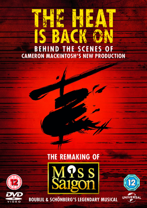 The Heat Is Back On: The Remaking of Miss Saigon (Retail / Rental)