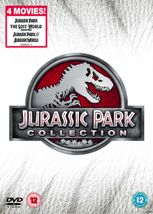 Jurassic Park Collection (2015) (Box Set) (Retail Only)