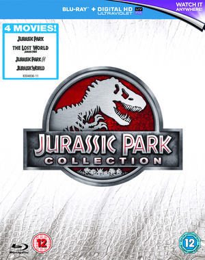 Jurassic Park Collection (2015) (Blu-ray) (Box Set) (Retail Only)