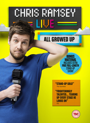 Chris Ramsey: All Growed Up (2015) (Retail / Rental)