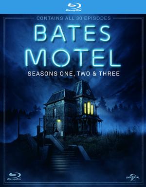 Bates Motel: Seasons 1-3 (2013) (Blu-ray) (Retail / Rental)