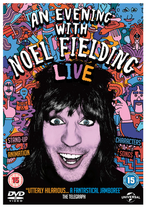 An Evening With Noel Fielding (2015) (Retail / Rental)