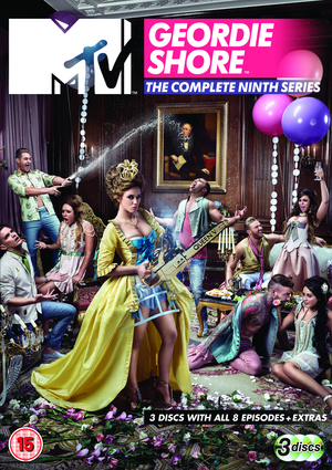 Geordie Shore: The Complete Ninth Series (2015) (Retail / Rental)