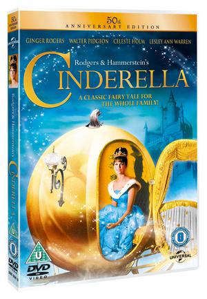 Cinderella (1965) (50th Anniversary Edition) (Retail / Rental)