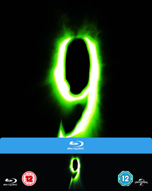 9 (2009) (Blu-ray) (Digibook) (Retail Only)