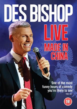 Des Bishop: Made in China (2014) (Retail / Rental)