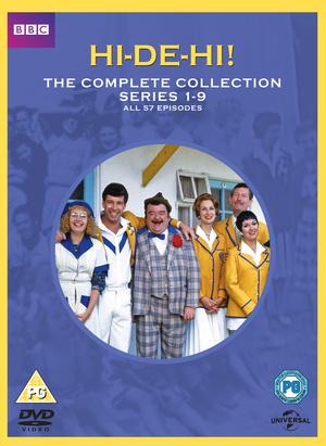 Hi De Hi!: Complete Series (1988) (Box Set) (Retail / Rental)