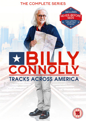 Billy Connolly Tracks Across America (2016) (Retail / Rental)