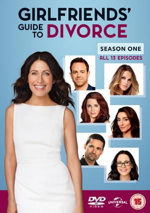 Girlfriends' Guide to Divorce: Season 1 (2015) (Retail / Rental)