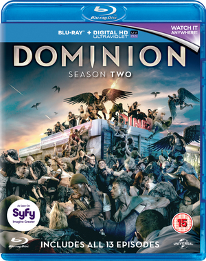 Dominion: Season 2 (2015) (Blu-ray) (with Digital HD UltraViolet Copy) (Retail Only)
