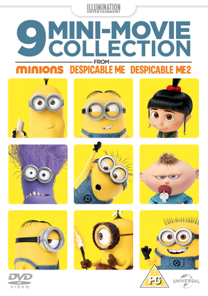 9 Mini-movie Collection from Minions, Despicable Me 1 & 2 (2015) (Retail / Rental)