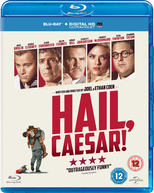 Hail, Caesar! (2016) (Blu-ray) (with UltraViolet Copy) (Retail Only)