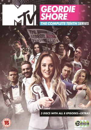 Geordie Shore: The Complete Tenth Series (2015) (Retail / Rental)