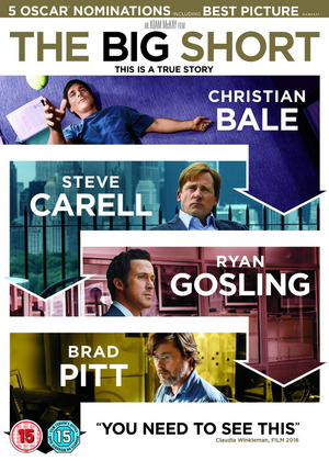 The Big Short (2016) (Retail Only)