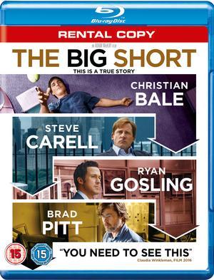 The Big Short (2016) (Blu-ray) (Rental)