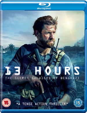 13 Hours (2016) (Blu-ray) (Retail Only)