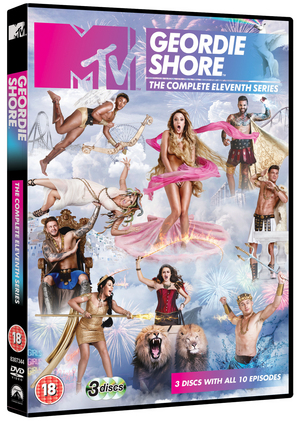 Geordie Shore: The Complete Eleventh Series (2016) (Retail / Rental)