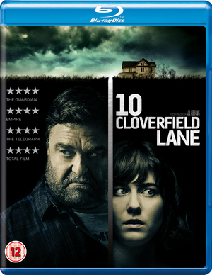 10 Cloverfield Lane (2016) (Blu-ray) (Retail Only)