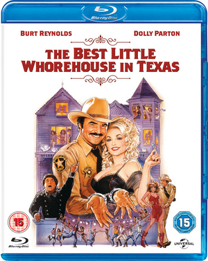 The Best Little Whorehouse in Texas (1982) (Blu-ray) (Retail / Rental)