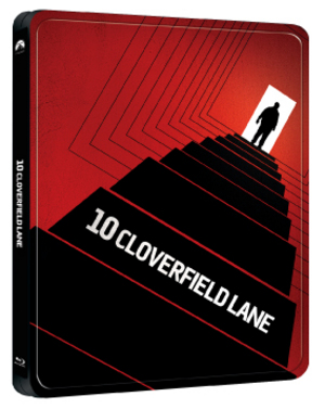 10 Cloverfield Lane (hmv Exclusive) (2016) (Blu-ray) (Steel Book) (Retail Only)