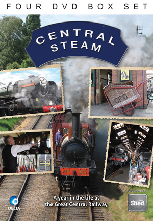 Central Steam (2011) (Box Set) (Retail Only)