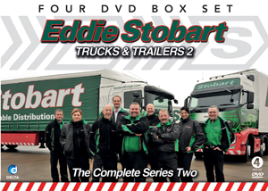 Eddie Stobart - Trucks and Trailers: The Complete Series 2 (2011) (Box Set) (Retail Only)