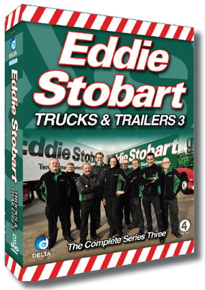 Eddie Stobart - Trucks and Trailers: The Complete Series 3 (2012) (Retail Only)