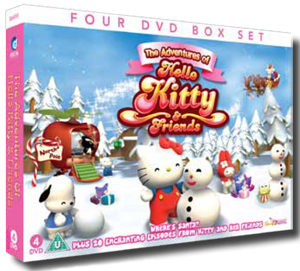 The Adventures of Hello Kitty and Friends: Collection (Box Set) (Retail Only)