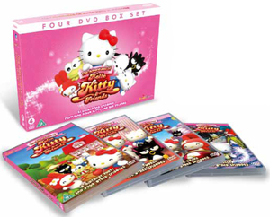 The Adventures of Hello Kitty and Friends: Collection (2012) (Box Set) (Deleted)