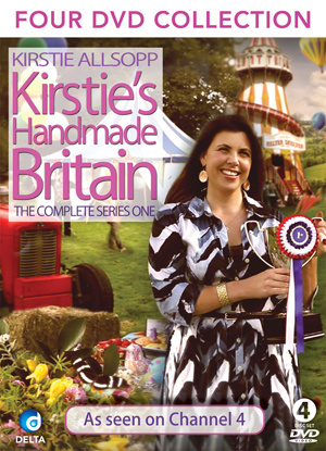 Kirstie's Handmade Britain: The Complete Series 1 (2011) (Deleted)