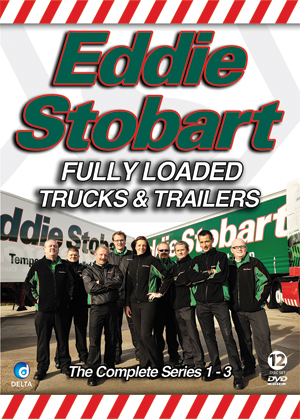 Eddie Stobart - Trucks and Trailers: The Complete Series 1-3 (2012) (Box Set) (Deleted)