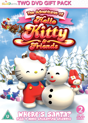 The Adventures of Hello Kitty and Friends: Where's Santa Plus... (Retail Only)