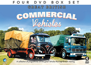 Great British Commercial Vehicles (2013) (Box Set) (Retail Only)