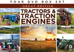 Great British Tractors and Traction Engines (2013) (Box Set) (Deleted)