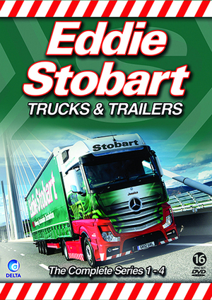 Eddie Stobart - Trucks and Trailers: The Complete Series 1-4 (2013) (Retail Only)