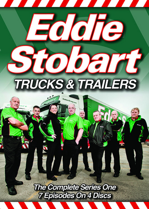 Eddie Stobart - Trucks and Trailers: The Complete Series 1 (2011) (Retail Only)
