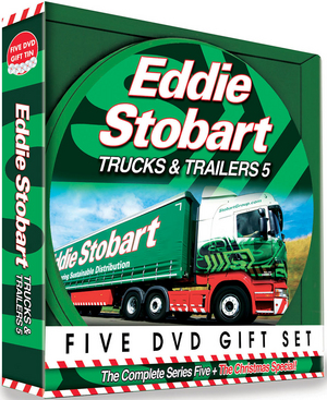 Eddie Stobart: Trucks and Trailers - Collection (Box Set) (Pulled)
