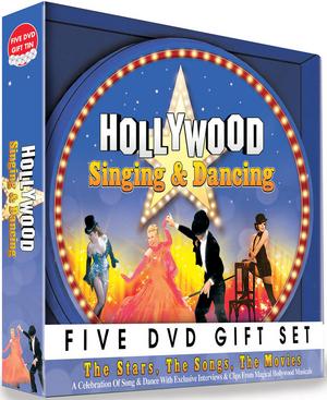 Hollywood Singing and Dancing (Box Set) (Pulled)
