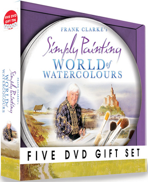 Frank Clarke's Simply Painting: World of Watercolours (2009) (Box Set) (Pulled)