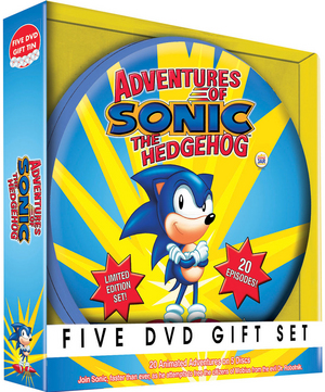 The Adventures of Sonic the Hedgehog (Box Set) (Pulled)