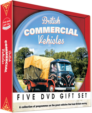 Commercial Vehicles (2015) (Box Set) (Pulled)