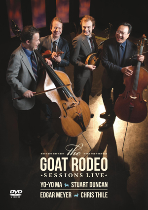 The Goat Rodeo Sessions Live (2012) (Retail / Rental)