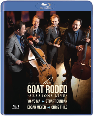 The Goat Rodeo Sessions Live (2012) (Blu-ray) (Retail / Rental)