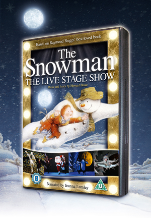 The Snowman: The Stage Show (1998) (Retail / Rental)