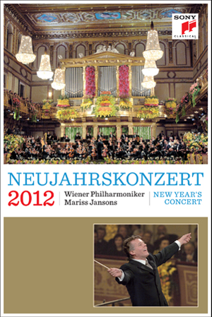 New Year's Concert: 2012 - Vienna Philharmonic (Jansons) (2012) (Retail / Rental)