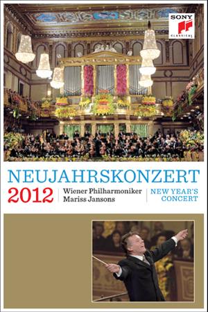 New Year's Concert: 2012 - Vienna Philharmonic (Jansons) (2012) (Blu-ray) (Retail / Rental)