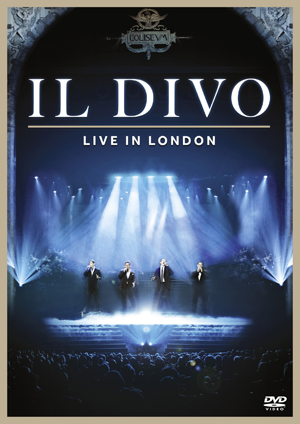 Il Divo: Live in London (2011) (Retail / Rental)