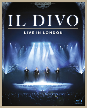 Il Divo: Live in London (2011) (Blu-ray) (Retail / Rental)