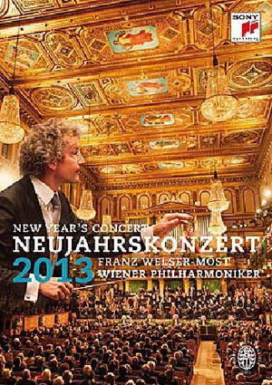 New Year's Concert: 2013 - Vienna Philharmonic (Welser-Möst) (2013) (Retail / Rental)